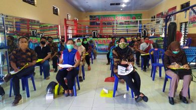 Photo of Disparpora Ngawi Sosialisasikan Penerapan SOP New Normal kepada Para Pelaku Usaha Wisata