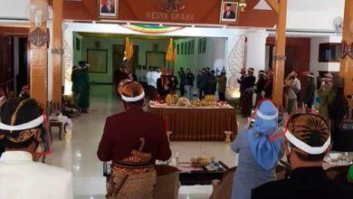 Photo of Upacara Tradisi Jamasan Pusaka Kabupaten Ngawi Di Tengah Situasi Pandemi