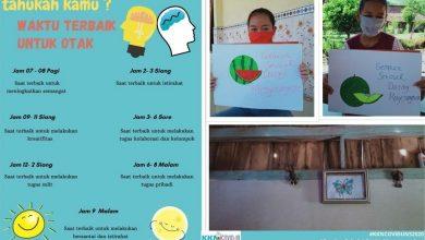 Photo of KKN COVID-19 UNS, Arum Membangun Ketangguhan Pribadi dan Sosial Siswa melalui Pembelajaran Daring