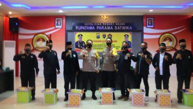 Photo of Kapolres Ajak Para Ketua Perguruan Silat di Ngawi Saling Menjaga Kerukunan Agar Tidak Terjadi Gesekan