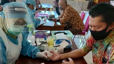 Photo of 88 ASN Dinas Pendidikan Ngawi Rapid Test, Seluruhnya Dinyatakan Non-Reaktif