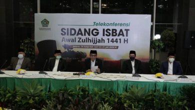 Photo of Hasil Sidang Isbat, Idul Adha 1441 H Ditetapkan 31 Juli 2020