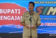 Photo of Kepala Dinas Pendidikan Ngawi Beri Penjelasan Tentang Aplikasi SIMPEL yang Diluncurkan Hari Ini