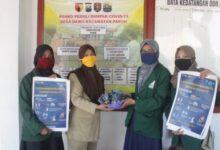 Photo of Pengabdian Masyarakat Mahasiswa KKN UIN Sunan Kalijaga Dukung Kampung Tangguh COVID-19 Desa Dawu