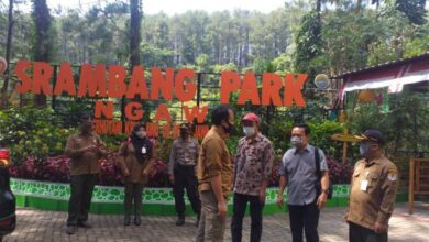 Photo of Bupati Banyumas Studi Banding Pengembangan Pariwisata ke Srambang Park