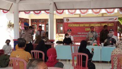 Photo of BLT Dana Desa Tahap 4 Kabupaten Ngawi Sudah Mulai Disalurkan