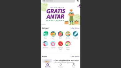 Photo of Mayur, Aplikasi Android yang Mudahkan Kamu Pesan Sayur Online di Area Ngawi