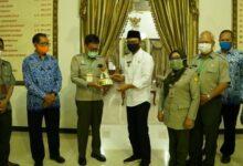 Photo of Sudah Terkoneksi 100 % dengan AWR, Kepala BPPSDMP Kementan Puji BPP Ngawi