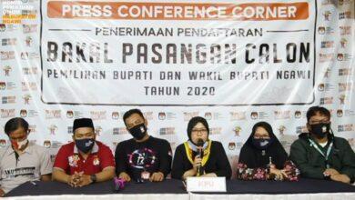 Photo of KPU Ngawi Perpanjang Waktu Pendaftaran Peserta Pilkada 2020