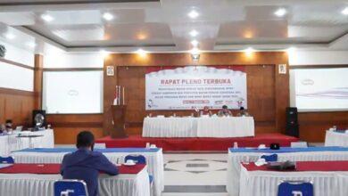 Photo of Daftar Pemilih Sementara Kabupaten Ngawi Ditetapkan Sebanyak 688.545